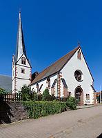 St. Peter und Paul in Erlenbach am Main, Bayern, Deutschland