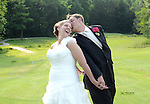 Fran Sobieck and Ed Patek wedding at St. Joseph Catholic Church in Oneida, Wis., and reception at The Woods in Green Bay, Wis., on July 5, 2014.