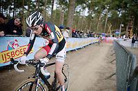 Sanne Cant (BEL)<br /> <br /> Elite Women's Race<br /> Krawatencross<br /> bpost bank trofee