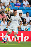 Lucas Vazquez of Real Madrid of Real Madrid in action during the La Liga match between Real Madrid and Osasuna at the Santiago Bernabeu Stadium on 10 September 2016 in Madrid, Spain. Photo by Diego Gonzalez Souto / Power Sport Images