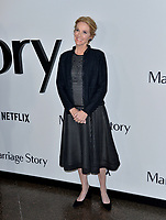 "LOS ANGELES, USA. November 06, 2019: Julie Hagerty at the premiere for ""Marriage Story"" at the DGA Theatre.<br /> Picture: Paul Smith/Featureflash"