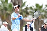 Tulane men's tennis plays host to Penn at the City Park / Pepsi Tennis Center.