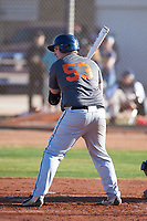 Sam Boshart (53), from Brooklin, Ontario, while playing for the Giants during the Under Armour Baseball Factory Recruiting Classic at Gene Autry Park on December 30, 2017 in Mesa, Arizona. (Zachary Lucy/Four Seam Images)