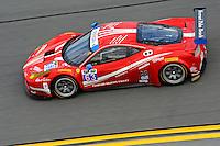 22-25 January, 2015, Daytona Beach, Florida USA<br /> 63, Ferrari, 458 Italia, GTD, Bill Sweedler, Townsend Bell, Anthony Lazzaro, Jeff Segal<br /> ©2015, F. Peirce Williams