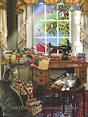 Lori, LANDSCAPES, LANDSCHAFTEN, PAISAJES, paintings+++++Sewing Room_12_72,USLS292,#l#, EVERYDAY ,puzzle,puzzles