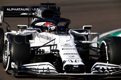 Motorsports: FIA Formula One World Championship, WM, Weltmeisterschaft 2020, Grand Prix of Emilia Romagna, 26 Daniil Kvyat RUS, Scuderia AlphaTauri Honda, Imola Italy