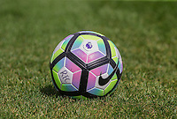 A Reading Premier League 2 Ball marked up as Premier league U21 during the EPL2 - U23 - Premier League 2 match between Reading and Tottenham Hotspur at Reading Training Ground, Hogwood Park, Wokingham on 22 August 2016. Photo by Andy Rowland.