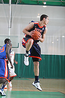 April 9, 2011 - Hampton, VA. USA;  Ioanis Papapetrou{ participates in the 2011 Elite Youth Basketball League at the Boo Williams Sports Complex. Photo/Andrew Shurtleff