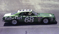 Janet Guthrie #68 Chevy at the Firecracker 400 at Daytona International Speedway in Daytona Beach, Florida on July 4, 1977. (Photo by Brian Cleary/www.bcpix.com)
