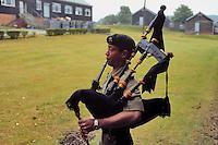 - Royal Army, 6th rifle Gurka Regiment....- Royal Army, sesto reggimento fucilieri Gurka