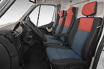 Front seat view of a 2015 Renault MASTER GRAND CONFORT 4 Door Cargo Van Front Seat car photos