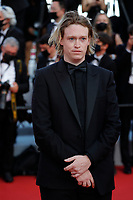 """CANNES, FRANCE - JULY 17: Shaun Grant at the final screening of """"OSS 117: From Africa With Love"""" and closing ceremony during the 74th annual Cannes Film Festival on July 17, 2021 in Cannes, France. <br /> CAP/GOL<br /> ©GOL/Capital Pictures"""
