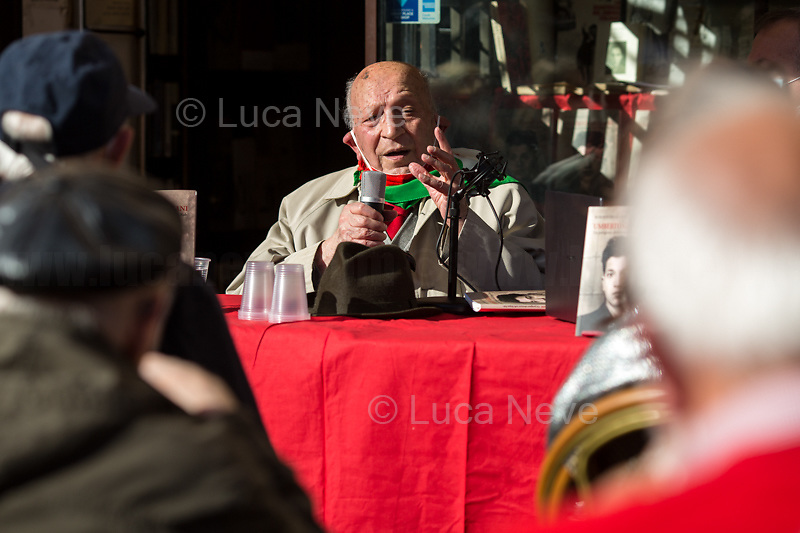 Umberto Graziani, Partizan. <br />