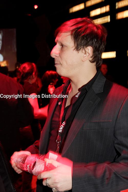 Paul Amharani.<br /> <br /> Lancement DVD de collection<br /> C.R.A.Z.Y.<br /> En présence de toute l'équipe de production <br /> <br /> photo : Pierre Roussel (c)  Images Distribution