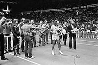 1982, ABN WTT, Vilas tijdens de prijsuitrijking