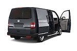 Car images of a 2015 Volkswagen Transporter 2.0 Tdi Bvm6 4 Door Cargo Van Doors