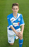 St Johnstone Academy Under 15's…2016-17<br />Jordan Northcott<br />Picture by Graeme Hart.<br />Copyright Perthshire Picture Agency<br />Tel: 01738 623350  Mobile: 07990 594431
