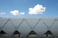 A general view of Arena da Amazonia
