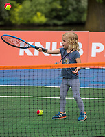 Den Bosch, Netherlands, 16 June, 2017, Tennis, Ricoh Open,  KNLTB Plaza<br /> Photo: Henk Koster/tennisimages.com