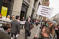 2017/03/29 Berlin | Wohnungspolitik | Protest Immobilien Kongress
