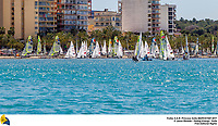 From 24th March to 1st April the bay of Palma  host the 48th edition of the Trofeo Princesa Sofia IBEROSTAR, one of the most important Olympic Classes regatta in the world. Around a 800 sailors from 45 nations will meet in Mallorca to start the Olympic path towards Tokyo 2020, in one of the most international sports event and with a higher participation in Spain. Image free of editorial rights. @Jesús Renedo / Sailing Energy / Trofeo Sofia