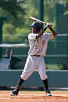 Junior Sosa of the Gulf Coast League Pirates at the ESPN Wide World of Sports Complex in Orlando, Florida July 31, 2010. Photo By Scott Jontes/Four Seam Images