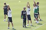 MADRID (11/08/2010).- Real Madrid training session at Valdebebas. Jose Mourinho...Photo: Cesar Cebolla / ALFAQUI