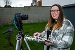 Jemma Shorten, an MTU Student creating a short film on romance in Kerry over the years.