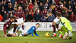 Jason Holt outnumbered in the box
