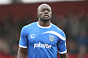 Patrick Agyemang of Portsmouth<br />  - Stevenage v Portsmouth - FA Cup 1st Round  - Lamex Stadium, Stevenage - 9th November, 2013<br />  © Kevin Coleman 2013