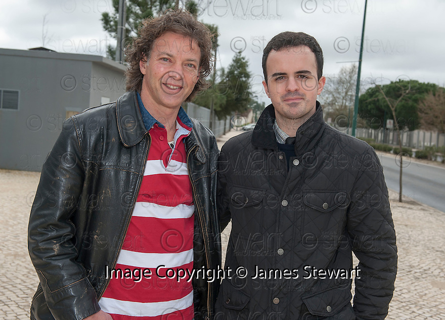 Former Celtic player Jorge Cadete who is now living with his parents after losing his fortune earned as a footballer meets Scottish Sun reporter Marc Deanie.