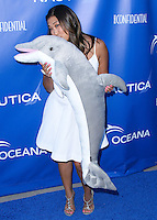 SANTA MONICA, CA, USA - MAY 16: Jenna Ushkowitz at the Nautica And LA Confidential's Oceana Beach House Party held at the Marion Davies Guest House on May 16, 2014 in Santa Monica, California, United States. (Photo by Xavier Collin/Celebrity Monitor)