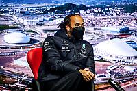 23rd September 2021; Sochi, Russia;   F1 Grand Prix of Russia 44 Lewis Hamilton GBR, Mercedes-AMG Petronas F1 Team, F1 Grand Prix of Russia at Sochi Autodrom