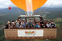 20120723 July 23 Hot Air Balloon Cairns