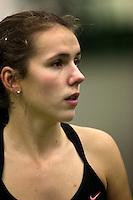 6-12-09, Almere, Tennis, REAAL winterjeugdcircuit, Masters, Daphne van den Heuvel