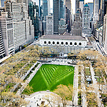 Bryant Park Lawn Heart Licensing
