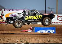 Apr 15, 2011; Surprise, AZ USA; LOORRS driver Matt Loiodice (20) during round 3 and 4 at Speedworld Off Road Park. Mandatory Credit: Mark J. Rebilas-.