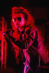 Various portraits & live photographs of the rock band,  EZO