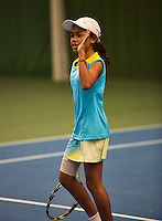 20131201,Netherlands, Almere,  National Tennis Center, Tennis, Winter Youth Circuit, ,Charlize  Bernardus  <br /> Photo: Henk Koster