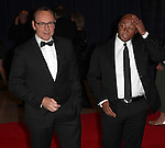 Kevin Spacey &  J.R. Martinez.attending the 98th Annual White House Correspondents' Association Dinner at the Washington Hilton on April 28, 2012 in Washington, DC.