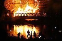 1007 Burn of the Blimp - Secret Garden Party