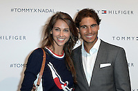 Ophelie MEUNIER - Rafael NADAL - Tommy X Nadal Event - Tommy Hilfinger - Paris 18 mai 2016 - FRANCE