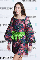 Alexa Chung<br /> arriving for the 2019 BAFTA Film Awards Nominees Party at Kensington Palace, London<br /> <br /> ©Ash Knotek  D3477  09/02/2019
