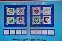 Sorteo Torneo Betplay DIMAYOR I 2021, 09-04-2021. TBP I_2021