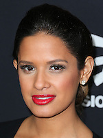 WEST HOLLYWOOD, CA, USA - NOVEMBER 13: Rocsi Diaz arrives at the Latina Magazine's '30 Under 30' Party held at SkyBar at the Mondrian Los Angeles on November 13, 2014 in West Hollywood, California, United States. (Photo by Xavier Collin/Celebrity Monitor)