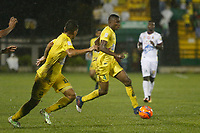 Floridablanca -Colombia,7-05-2017.Action game between  Atletico Bucaramanga  and Deprtes Tolima during match for the date 16 of the Aguila League I 2017 played at Alvaro Gomez stadium . Photo:VizzorImage / Duncan Bustamante  / Contribuidor