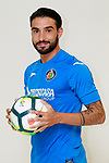 Getafe CF's Chuli during the session of the official photos for the 2017/2018 season. September 19,2017. (ALTERPHOTOS/Acero)