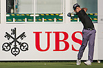Siddikur Rahman of Bangladesh tees off the first hole during the 58th UBS Hong Kong Golf Open as part of the European Tour on 08 December 2016, at the Hong Kong Golf Club, Fanling, Hong Kong, China. Photo by Marcio Rodrigo Machado / Power Sport Images