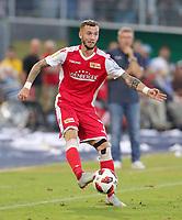 Marcel Hartel      <br /> / Sport / Football / DFB Pokal 1.round 3. Bundesliga 2.Bundesliga /  2018/2019 / 19.08.2018 / FC CZ Jena vs. 1.FC Union Berlin / DFL regulations prohibit any use of photographs as image sequences and/or quasi-video. /<br />       <br />    <br />  *** Local Caption *** © pixathlon<br /> Contact: +49-40-22 63 02 60 , info@pixathlon.de