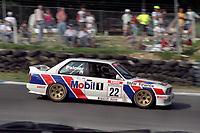 Round 10 of the 1991 British Touring Car Championship. #22 Jonathan Palmer (GB). BMW Team Finance. BMW M3.
